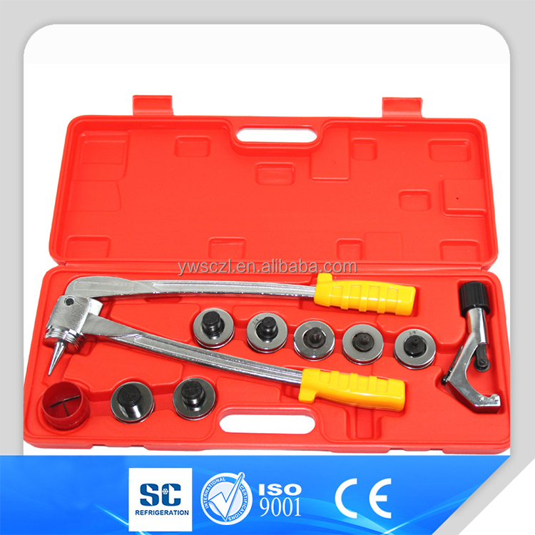 Factory Sale Refrigeration tools Lever tube expanding tool kit
