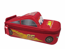 Kids Cars Pencil Case For School Stationery