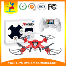2016 new toys best flying rc helicopter quadcopter drones for kids