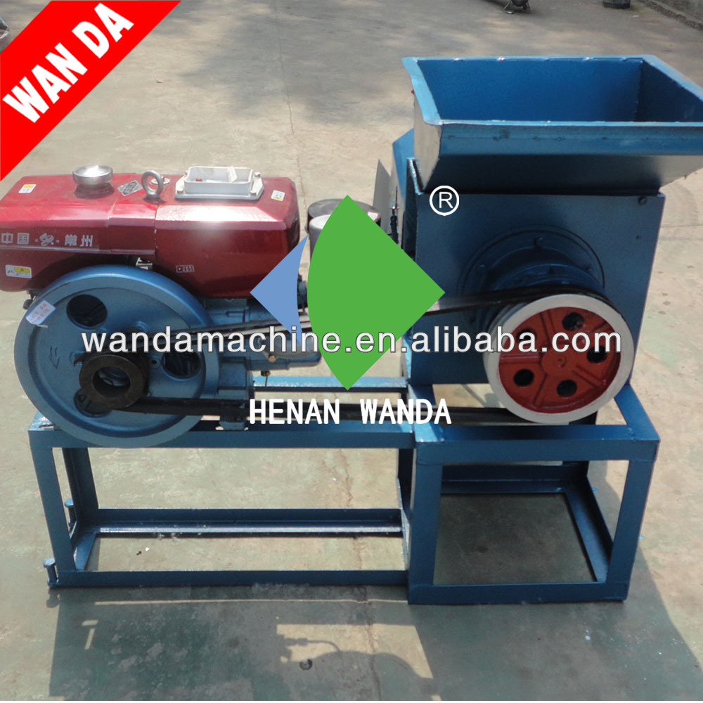 Economic specialized pressing Palm Oil machine suitable for 3-15 hectares small farm