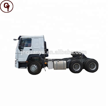 Sinotruck Howo used 6x4 371hp 336hp tractor truck head low price