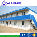 Prefabricated modern house prefabricated factory building flat roof prefab house