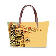 Bulk wholesale fancy brand monster design ladys bag handbags fashion women handbag