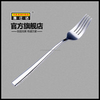 High quality stainless flatware dessert spoons/personal fork and spoon