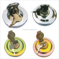 Top grade professional fuel tank cap anti-theft lock for Honda GX200