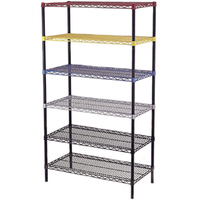 Trade assurance new Design lee rowan wire shelving,sliding wire shelves,small wire shelves