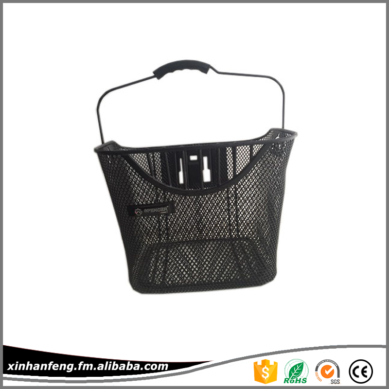 Steel Bicycle Front Basket(HBK-107)