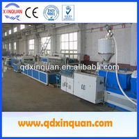 PVC profile and upvc door window making machine manufacturer