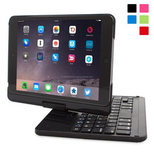 Snugg Rotatable Keyboard Case for iPad Mini 1/2/3 Retina Ultra Slim Keyboard Case with Bluetooth Connectivity & Lifetime Guaran
