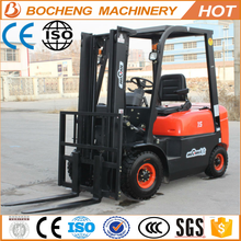 2017 Hot Sale HELI High Quality 1.5 Tons Diesel Manual Forklift Truck Price