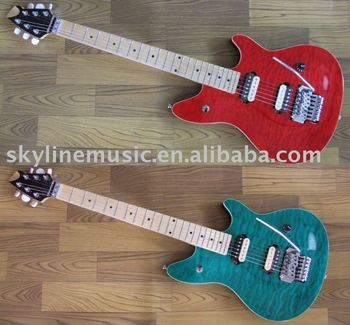 High quality electric guitar