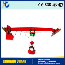 Single Beam Grab Crane Manufacturer
