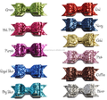 new design sequin bowknot bowknot embroidered girls kids dresses accessories