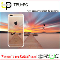 custom terminal printing creative phone case for samsung