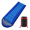 Wholesale High Quality winter Portable single / double sleeping bag for hiking