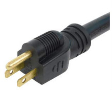 UL approval 3 pins america supply ac power cord