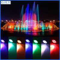 LED Pool Lights waterproof IP68 DC12V warm white,cold white,RGB led underwater lights for fountain pool lamp