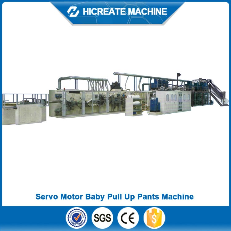 Delivery within 30 days HC-DP diapers machine making machines