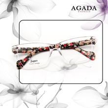 Light Weight Transparent Spectacle Frame