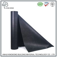 flexible SBS modified high-polymer waterproof bituminous roll