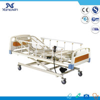 YXZ-C304 linak parts bed 3 function electric hospital bed electric hospital bed with 3 function