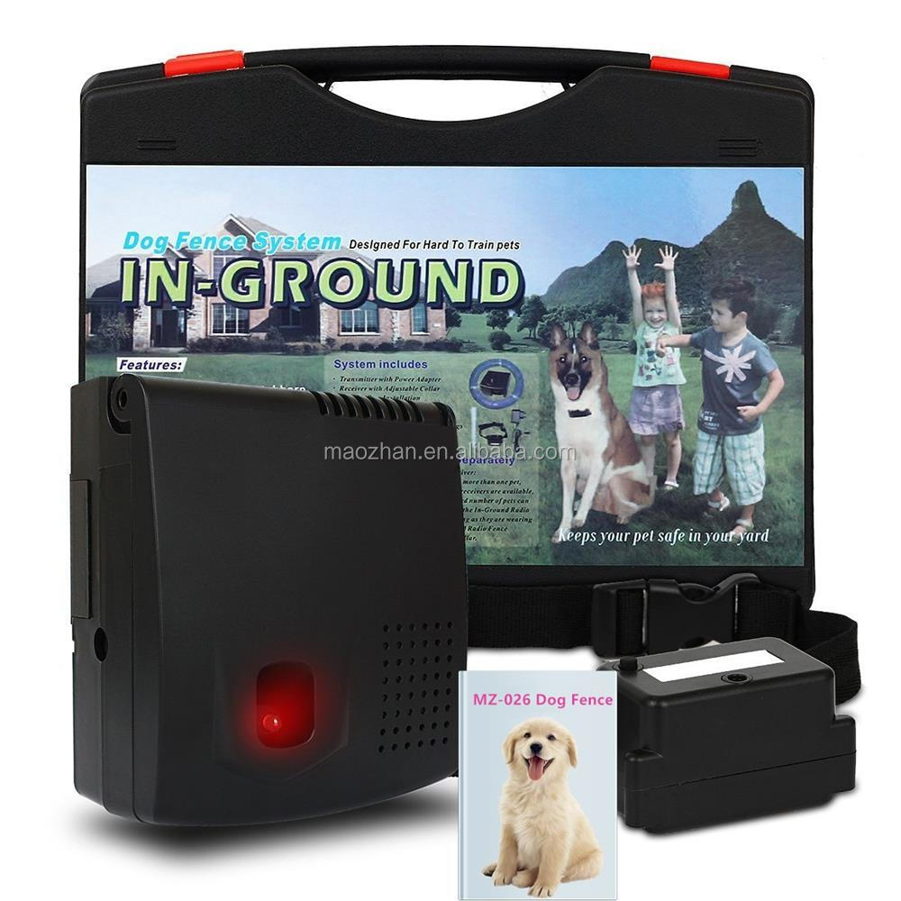 Amazon Top 10 Smart In-Ground Radio Dog Fence 026