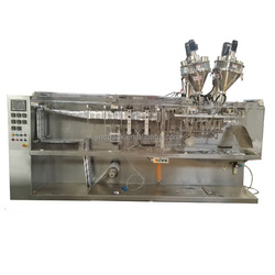 HFFS Manufactory condiment powder Horizontal Form fill seal machine