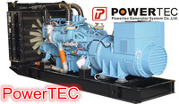 2000kw Diesel Generators Price, powered by UK Diesel Engine, Fuel Saving Generator Set
