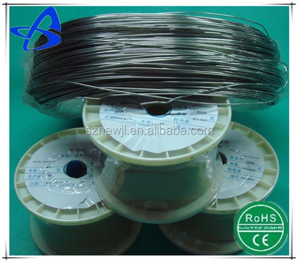 China alibaba high quality Cr20Ni80 12v Resistance Heating Wire