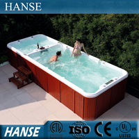HS-S06 outdoor large adult sex spa swimming pool