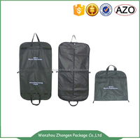 Garment bag,travel garment bag type ,polyester material mens suit garment bags