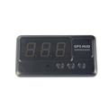 C60 Auto Car HUD GPS Head Up Display KM/h MPH Overspeed Alarm Windshield Project Alarm System Vehicle Speedometer