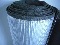 Aluminum foil PE bubble heat insulation material/roll/sheet/thermal insulation for roof/wall/frool