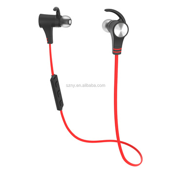 Magnetic Earbuds 2017 NEW Bluetooth Headphone 4.1 Stereo earphone Secure Fit for Sports with Built-in Mic