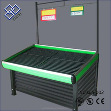 Supermarket display racks and stand retail shop fitting store display shelf