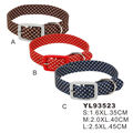 Personalized cat collar with high quality