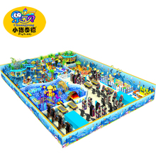 indoor park theme design kids entertainment equipment