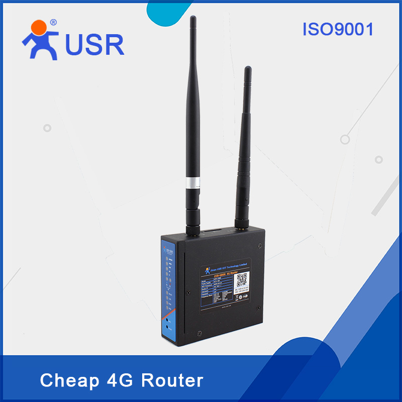 Industrial 3G 4G SIM Card Router Best 4G LTE WIFI Router with APN and VPN