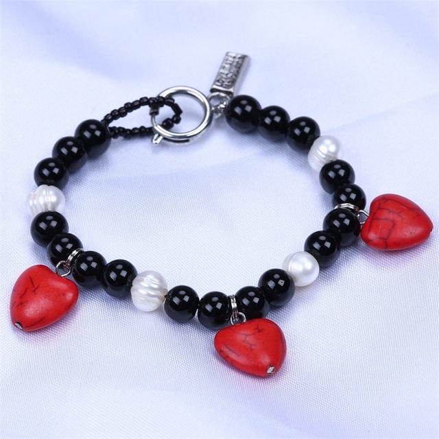 Cheap Fancy Chain Bracelet For Girls Bianshi Pearl Jewelry Bracelet