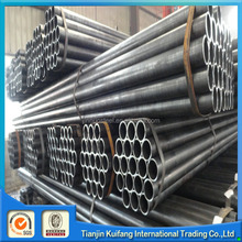 astm a120 mild erw black steel pipe for handrail