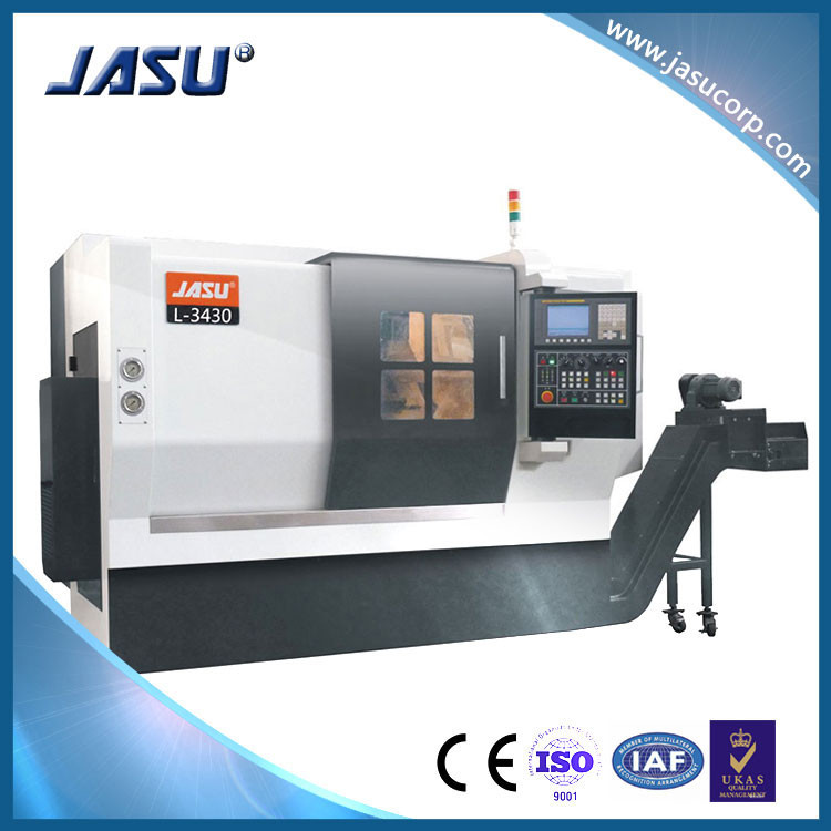 L-3430 CNC Metal Lathe Bed with Tailstock for Metal Machining