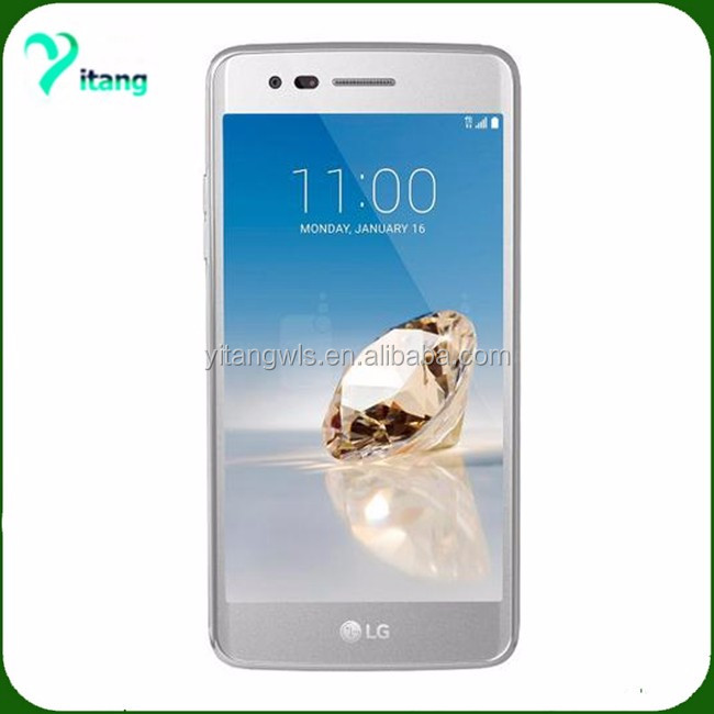 for LG Aristo LV3 MS210 protective screen tempered glass 2.5D direct edge