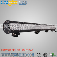 288w Long led lightbar with Combo beam offroad led light bar