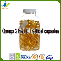 Omega 3 Fish Oil Softgel capsules ensure optimum brain function, memory, and the many other benefits of fish oil.