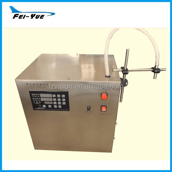 Professional small 550W Frequency conversion Electric Engine Oil Filling machine 1L to 5L