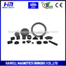 ceramic rings/permanent hard ferrite magnets for speakers and water pumps