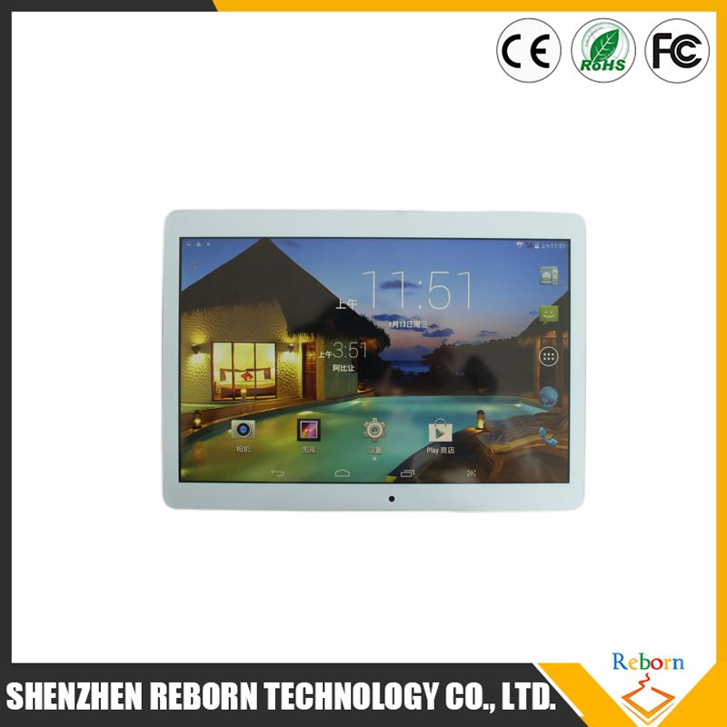 Metal cover quad core ips screen 1GB memory 3G phablet TABLET