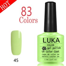 2016 new product!oriented all over the world hotselling nail gel polish,uv lamp gel