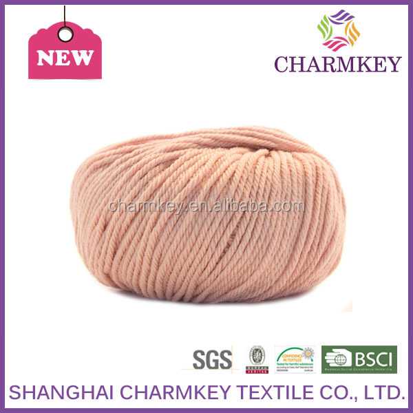 Top quality hand knitting yarn 75% wool and 25% Nylon yarn for making sock