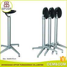 Aluminum Four Legs Base cast table base 4-star Chair Base